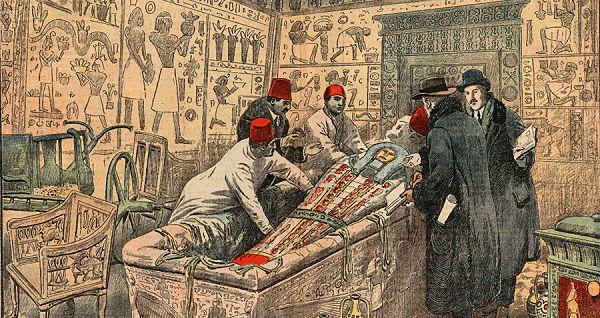 la verdadera historia de tutankamon