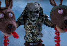 Depredador contra Papa Noel