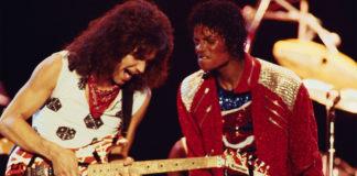 Solo de Guitarra de Van Halen para Michael Jackson