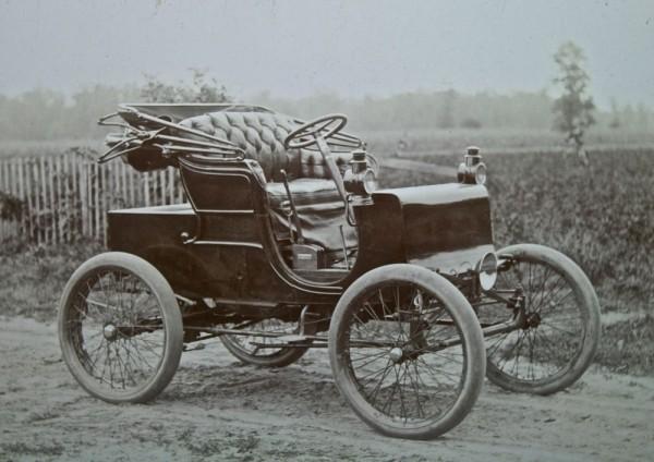 trabajo de la historia del automovil