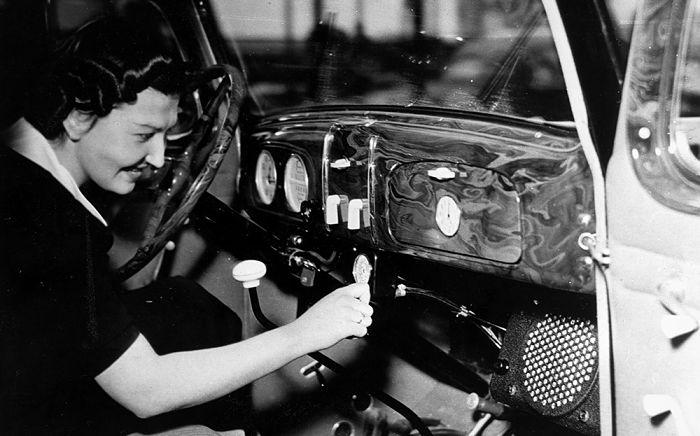 quien invento el primer coche del mundo