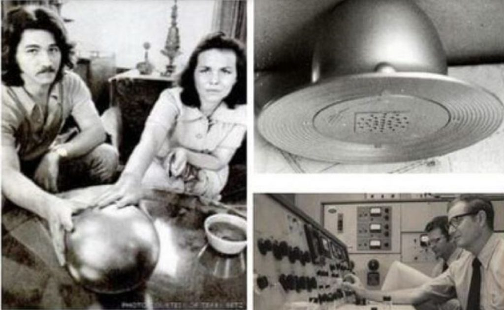 la esfera del misterio de betz