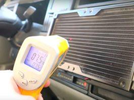 hacer tu propio aire acondicionado para el coche
