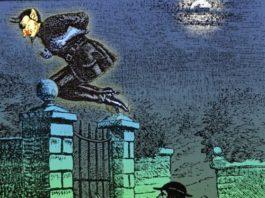 muertes atribuidas a fantasmas
