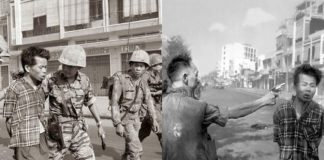 fotos de la guerra de vietnam