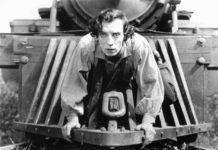 Buster Keaton Desafiando a la Muerte