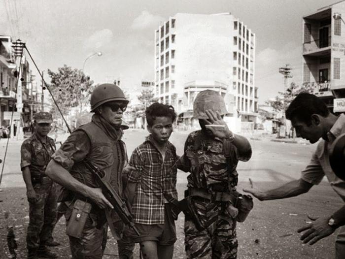 imagenes de la guerra de vietnam
