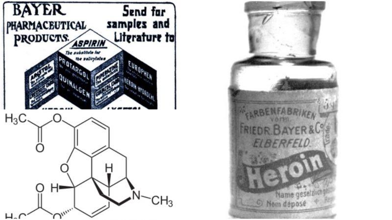heroina significado