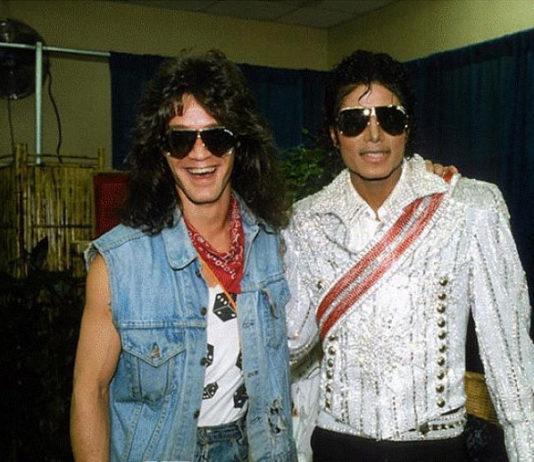 Van Halen The Jackson 5