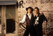 Stevie Ray Vaughan y Jimmy Vaughan