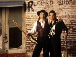 Stevie Ray Vaughan y Jimmy Vaughan