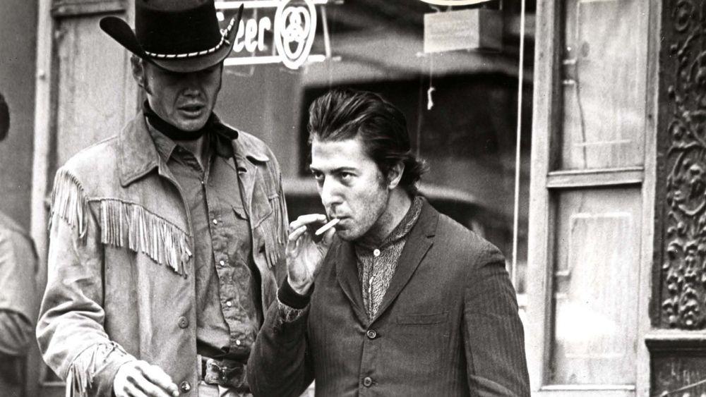 cowboy de medianoche actores