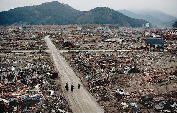 consecuencias del accidente de fukushima