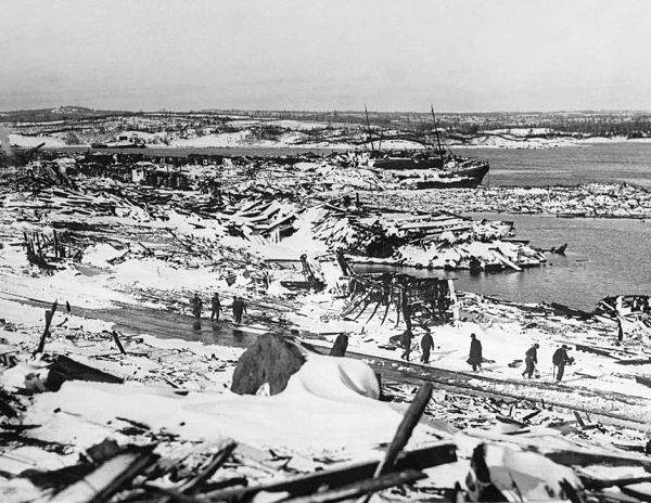 explosion halifax 1917