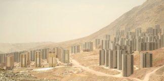 ciudad de Pardis en Teherán