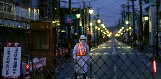 Fukushima hoy