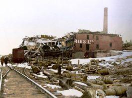 explosión de Halifax
