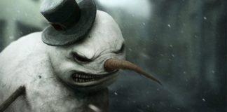 Terrorífico Snowman
