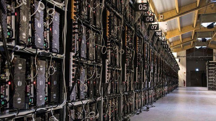 minas bitcoin
