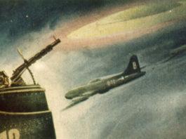 ovnis en la segunda guerra mundial