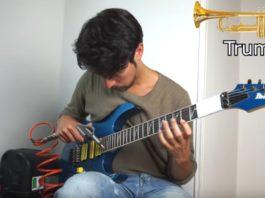 Guitarras Imitando otros Sonidos