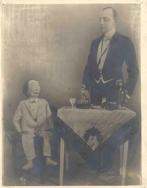 muñeco ventrilocuo como hacer