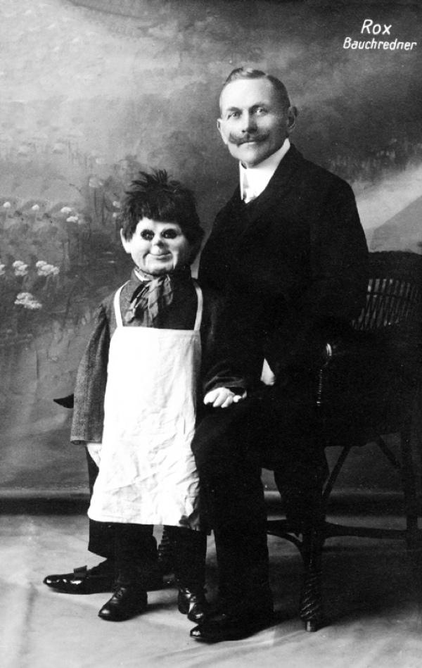 muñeco ventrilocuo pesadillas