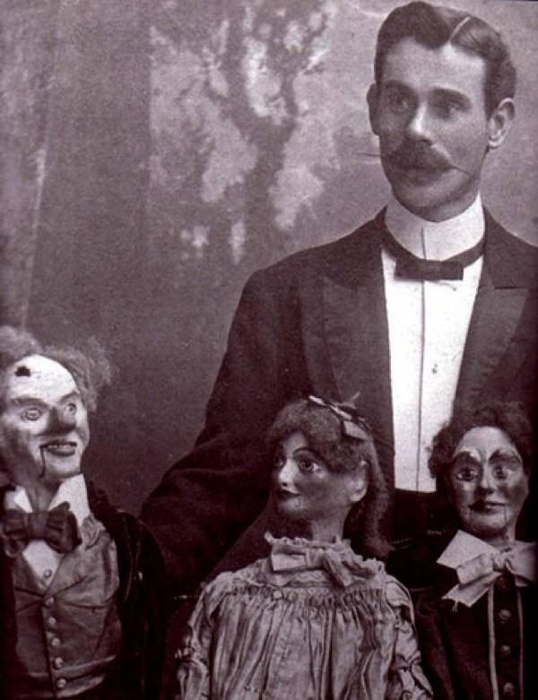 muñeco ventrilocuo miedo