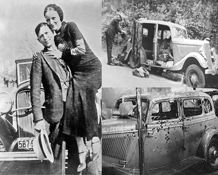 bonnie y clyde frases