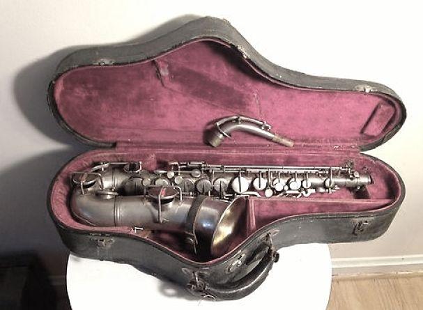 clyde saxofon