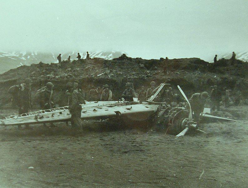 Batalla de las Islas Aleutianas