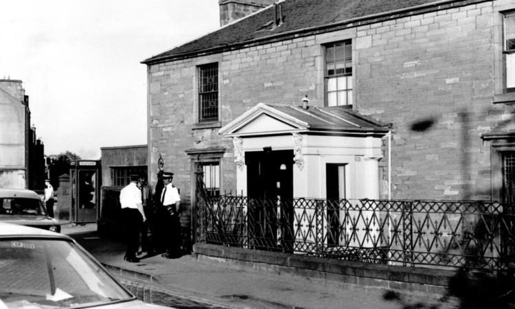 Casa de la Muerte en Dundee
