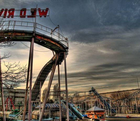 parques de atracciones abandonados
