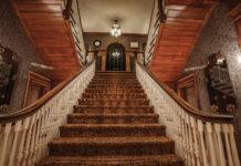 fantasmas del Hotel Stanley