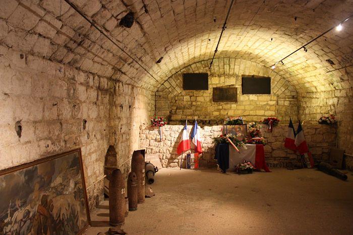 fuerte Douaumont