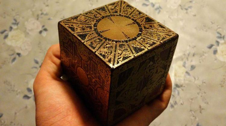 caja de Hellraiser