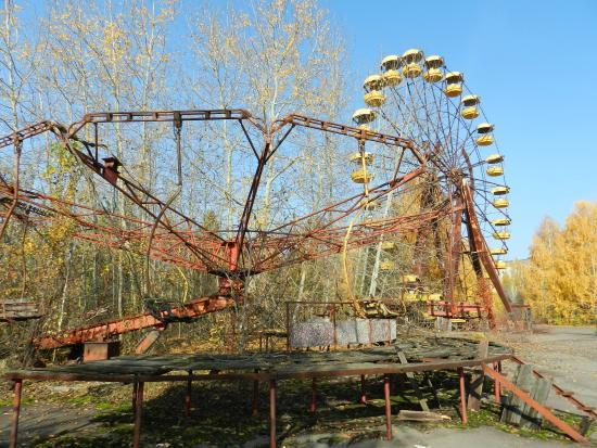 parque Pripyat