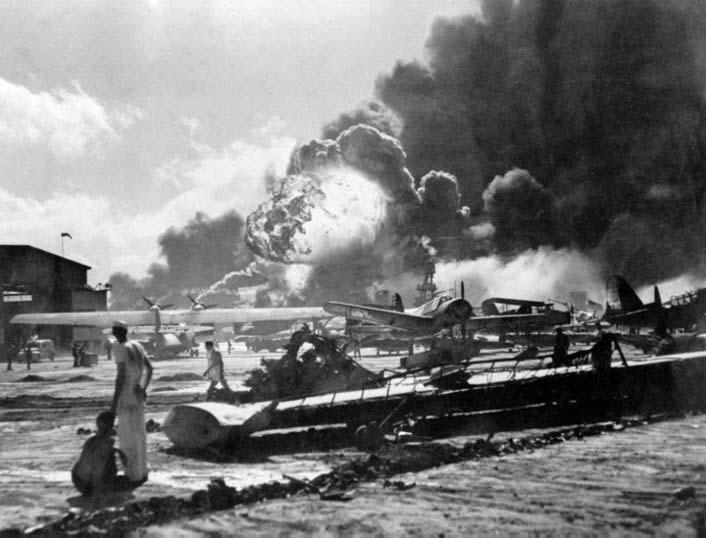 bombardeo Tokio