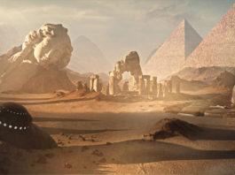 alienígenas en Egipto