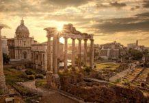 Caída de Roma y Europa