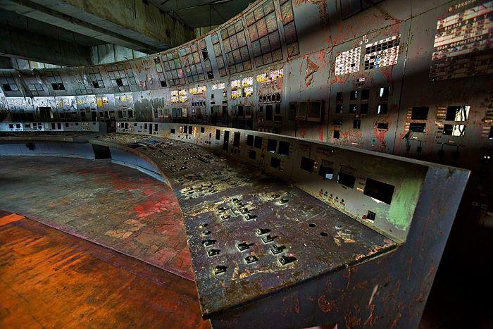 sarcofago reactor 4 chernobyl