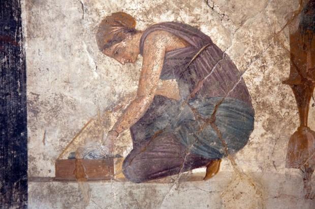 deuda antigua roma
