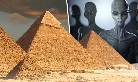 piramides alienigenas