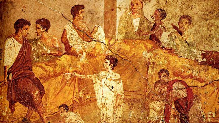 partia en el imperio romano