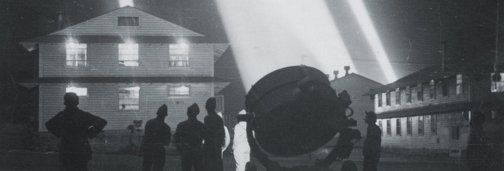 batalla de los angeles segunda guerra mundial