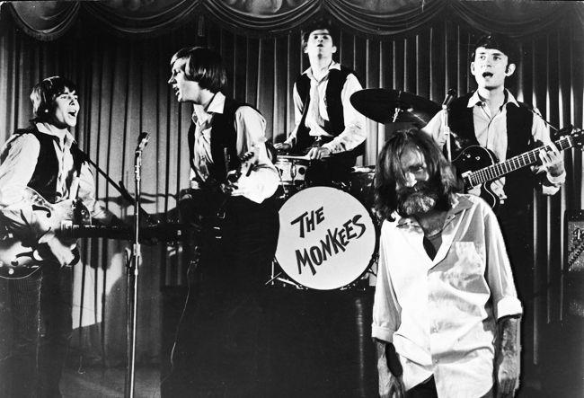 Monkees Manson