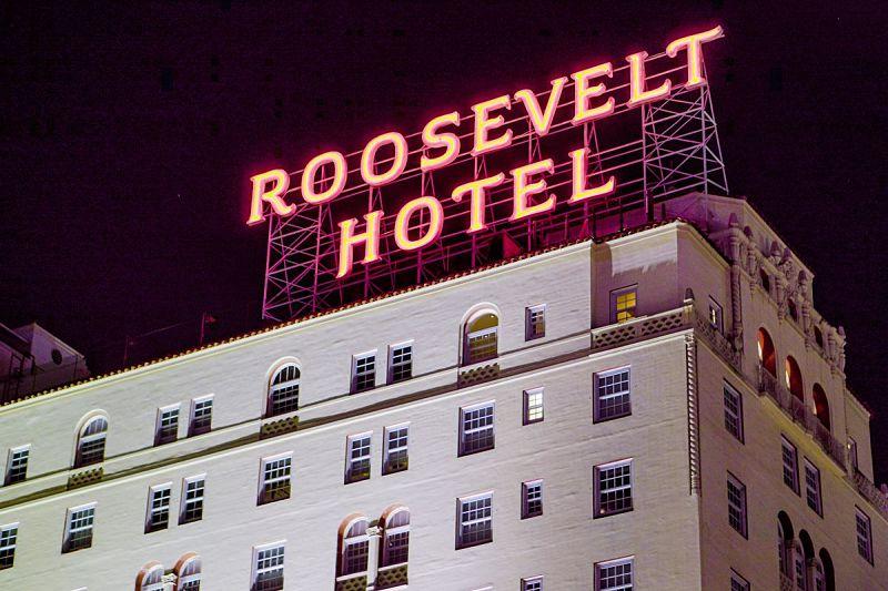hotel roosevelt fantasmas