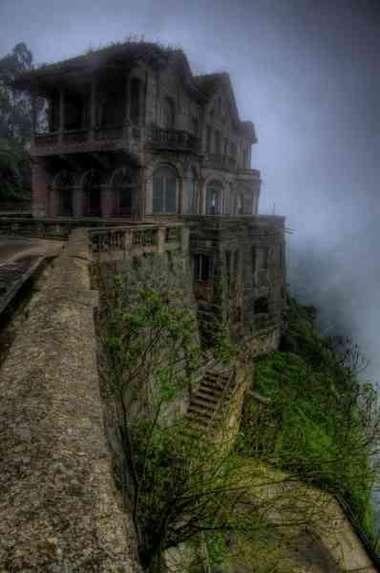 hotel abandonado en colombia historia
