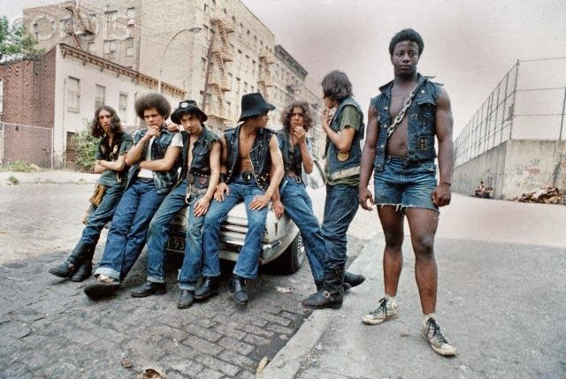 Bronx street gang