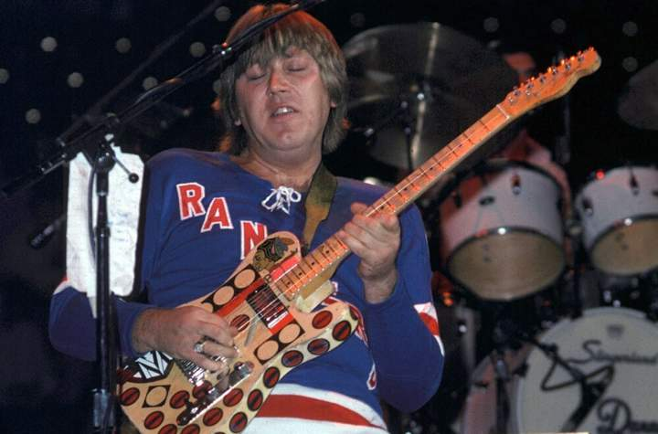 suicidio de Terry Kath